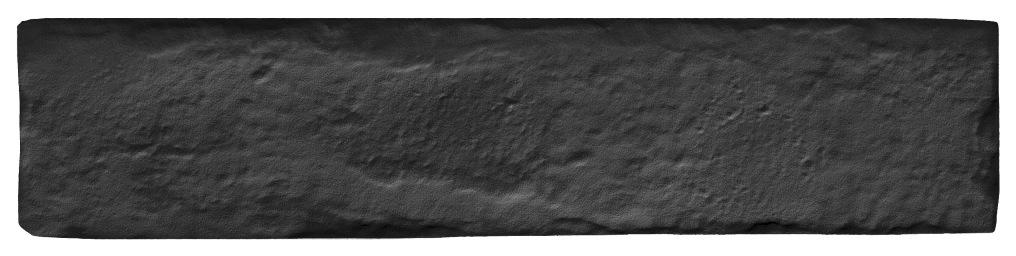 The Strand черный 25x6x1 (08С020)