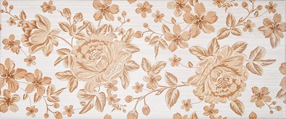 Fabric beige Декор 01