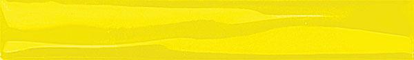 Бордюр-карандаш 404 Волна желтый