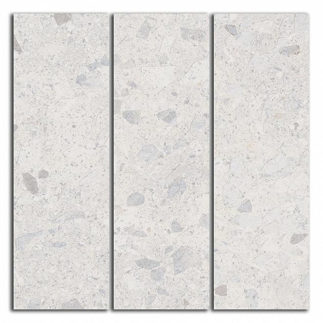 SG184/006 Декор Терраццо серый светлый мозаичный