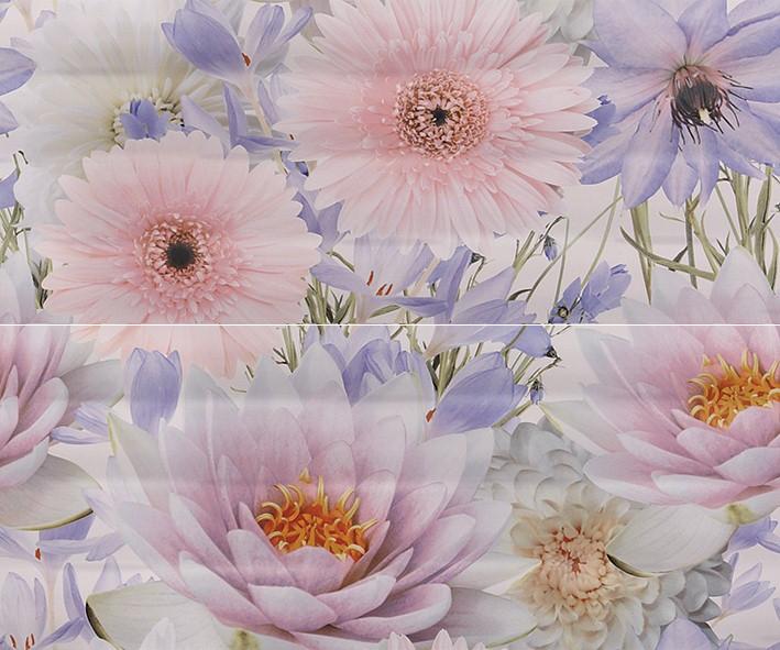 Aquarelle lilac Панно 01