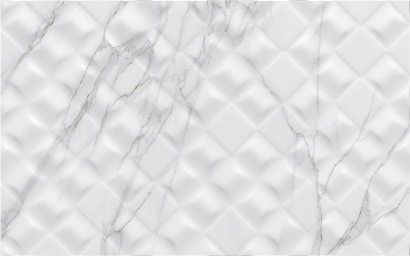 Elba серый глянец рельеф 862061 25*40