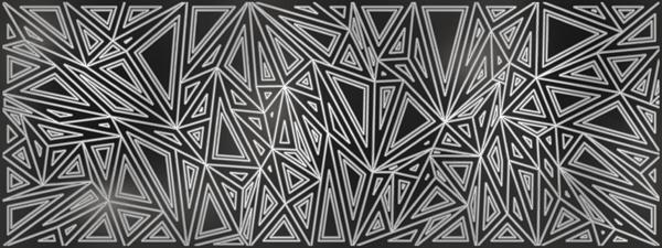 Декор Adamant (черный) DWU06ADM200