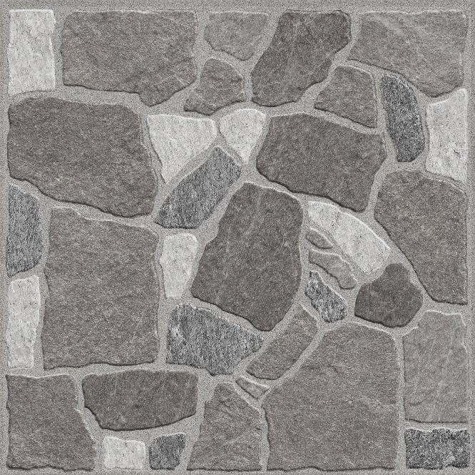 Cortile серый 40*40
