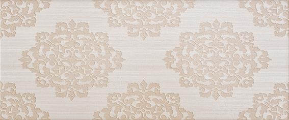 Fabric beige Плитка настенная 03