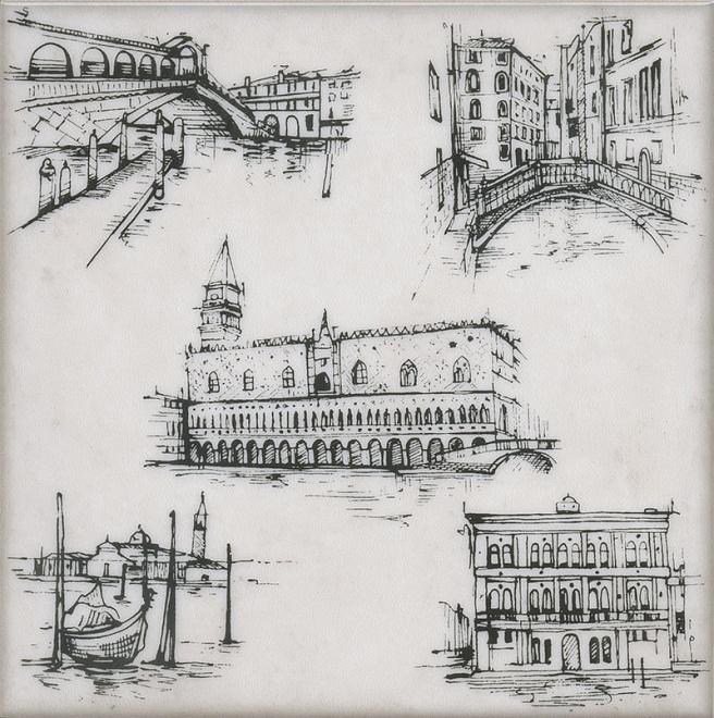 STG/A594/5261 Декор Марчиана Venezia