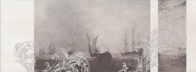 Декор Ньюпорт Корабли коричневый STG\A206\15010