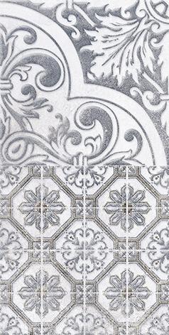 Кампанилья Декор 3 серый 1641-0095