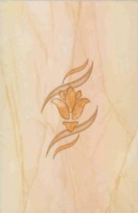 Декор ВК Елена оранжевый