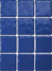 Бриз 1243 синий полотно 30х40 (9,9х9,9)
