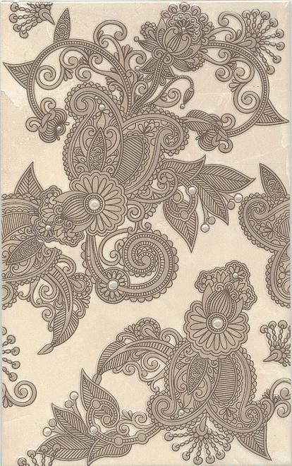 Декор Кашмир AR119\6200