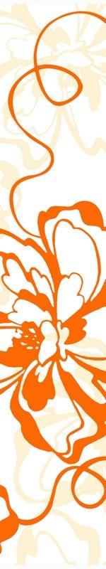 Бордюр Монро оранжевый