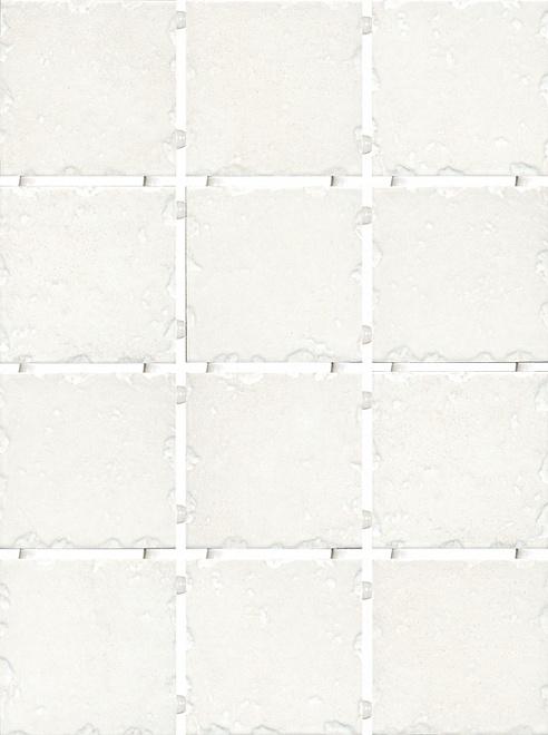 Византия белый 1257, полотно 30х40 из 12 частей 9,9х9,9