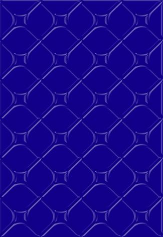 Майорка 2Т Плитка настенная синий 27,5х40