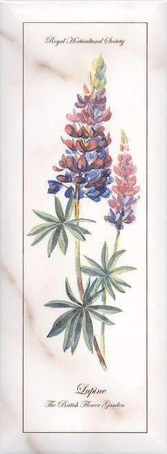 Декор Ноттингем Цветы грань NT\A85\15005