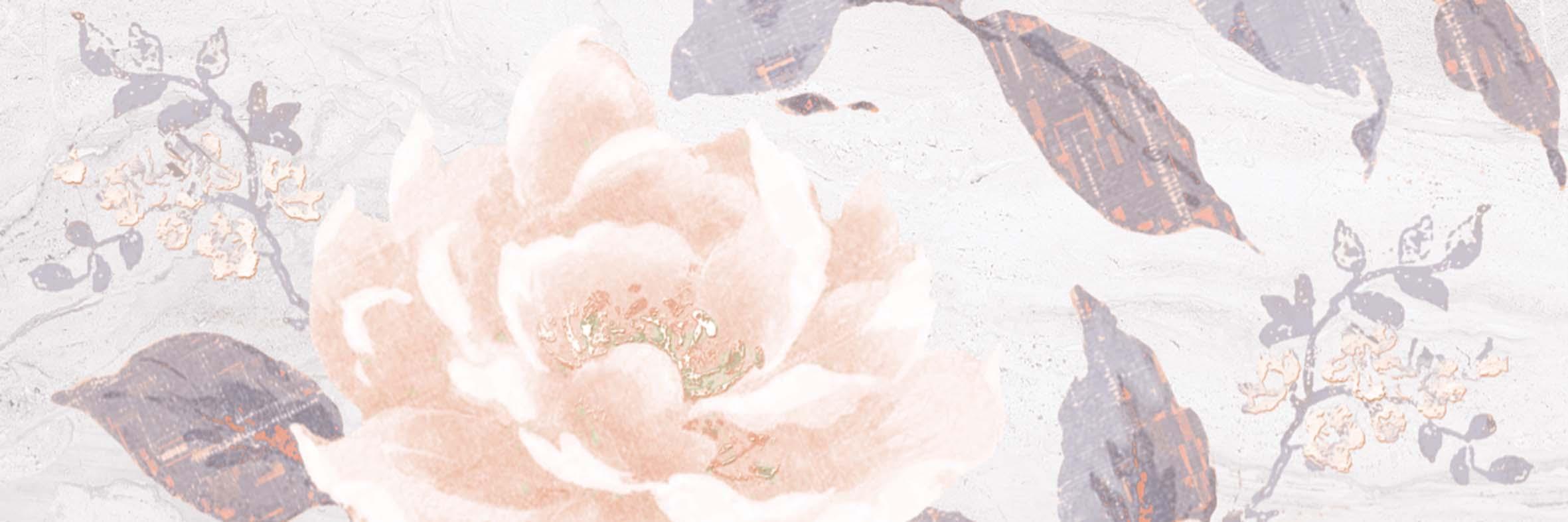 Декор Даф серый (04-01-1-17-03-06-643-0)