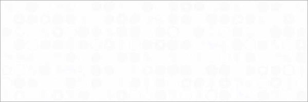 Декор Бланка белый (ВС11БН000)