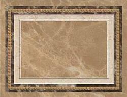 Декор Emperador-Q Crema