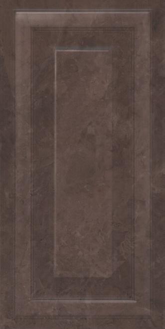 11131R Версаль коричневый панель обрезной