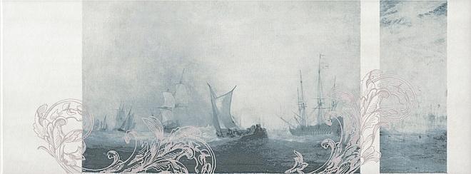 Декор Ньюпорт Корабли зеленый STG\B206\15016