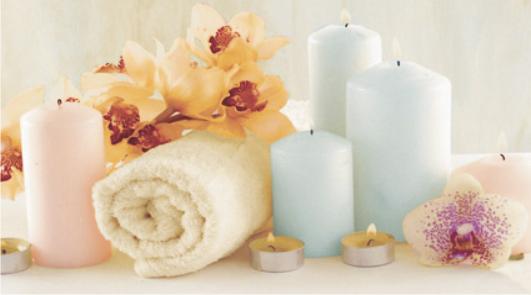 Декор Dec Candles 3