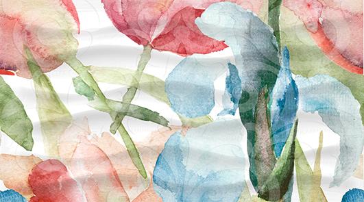 Dec Tulip Panno B