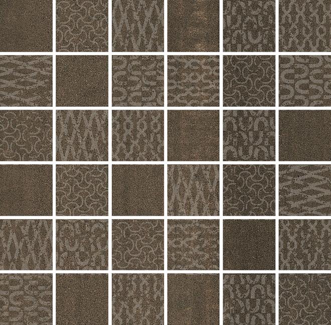 DD2013/MM Декор Про Дабл коричневый мозаичный