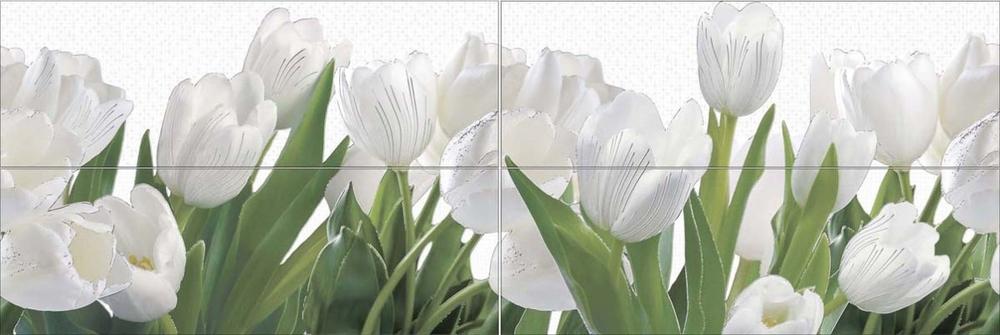 Панно Бланка тюльпаны (ПН11БН1)