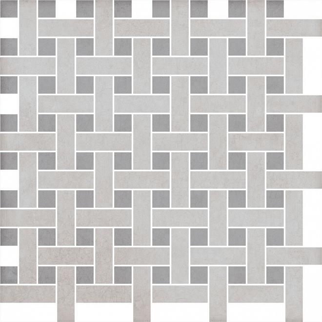 SG183/004 Декор Марчиана серый мозаичный