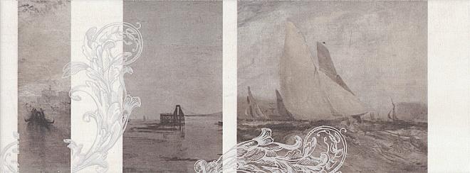 Декор Ньюпорт Корабли коричневый STG\A207\15010