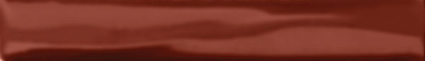 Бордюр-карандаш 408 Волна темно-коричневый