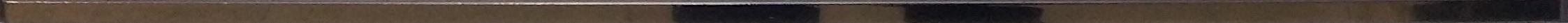 Бордюр стеклянный Атриум бежевый
