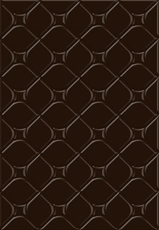 Майорка 3Т Плитка настенная коричневый 27,5х40