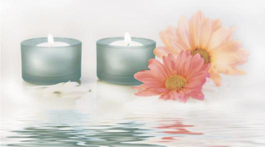 Декор Dec Candles 4
