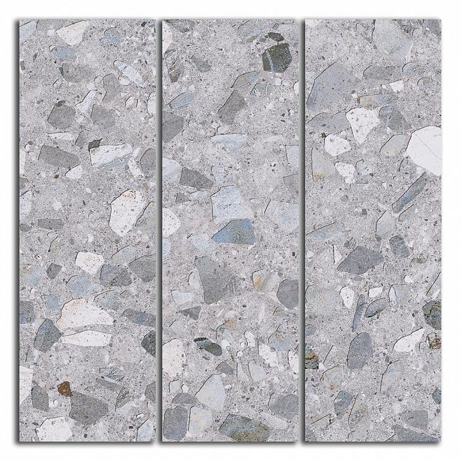 SG184/005 Декор Терраццо серый мозаичный