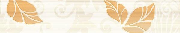 Бордюр кензо терракотовый 4375
