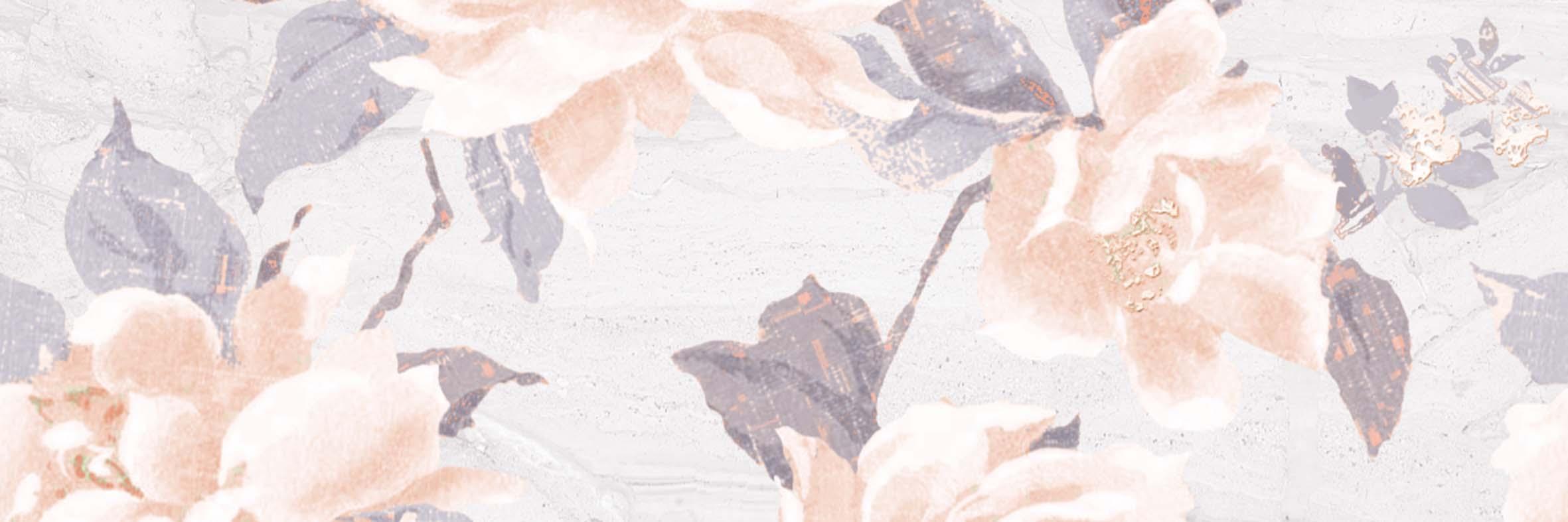 Декор Даф серый (04-01-1-17-03-06-644-0)