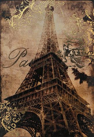 Декор ESTA PARIS 2 БАШНЯ