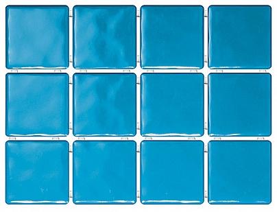 1244 Сезоны голубой, полотно из 12 частей 9,9*9,9