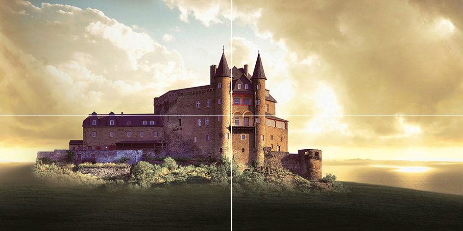 Castle P4D194 (из 4 шт.) 80х40