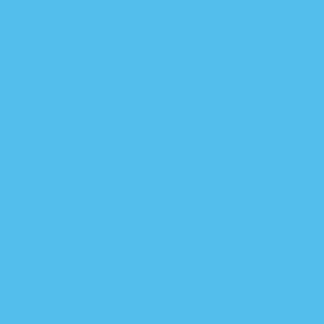 1546 Калейдоскоп голубой