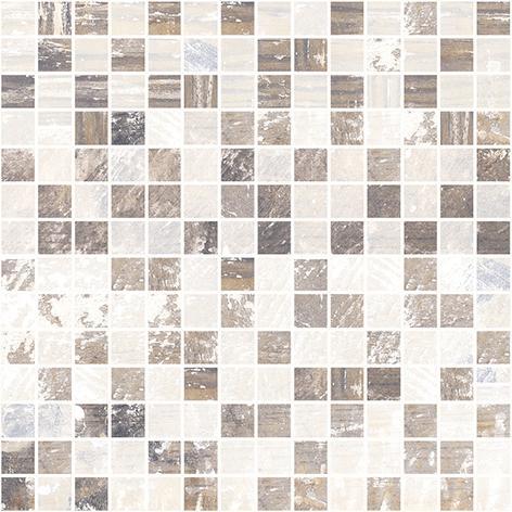 Extra Мозаика коричневый+бежевый