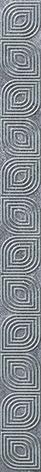 Кампанилья Бордюр серый 1504-0154