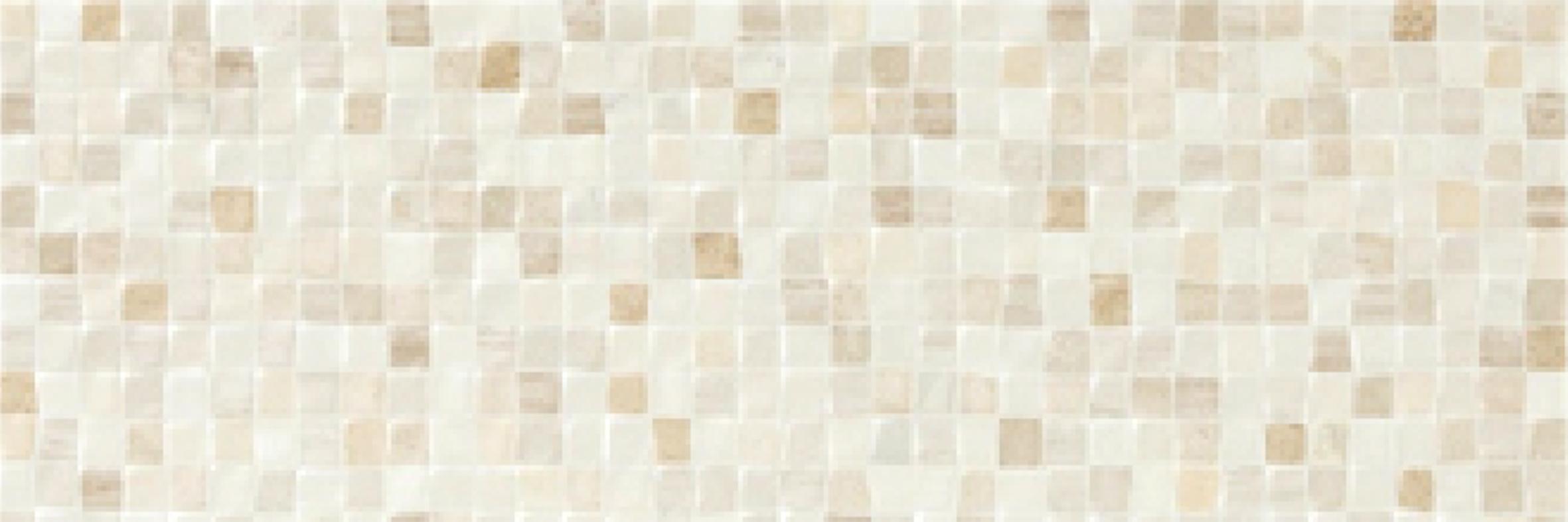 Декор Атриум мозаика бежевый