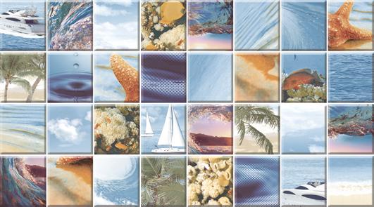 Декор Mozaic Sea