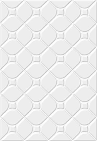 Майорка 7С Плитка настенная белый 27,5х40