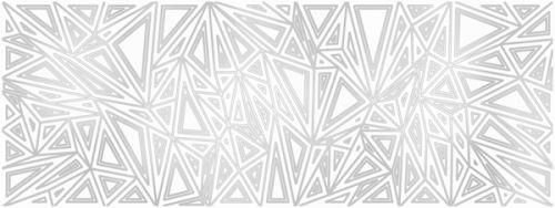 Декор Adamant (белый) DWU06ADM000