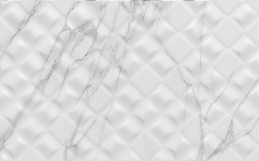 Elba сатин серый матовый рельеф 862161 25*40