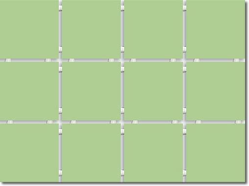 1214 Конфетти полотно из 12 частей 9,9*9,9