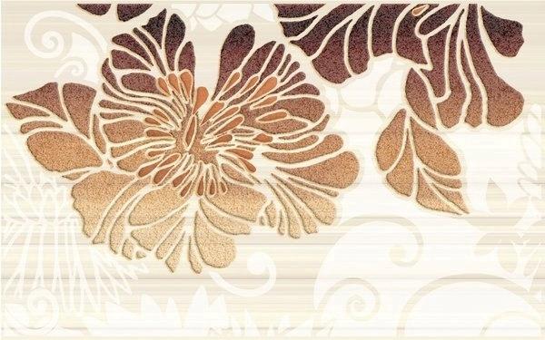Вставка кензо коричневый 137502